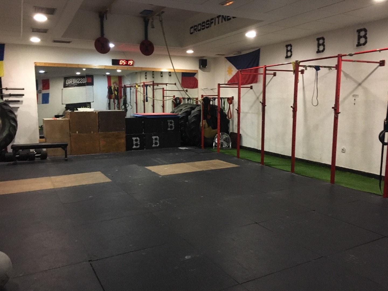 Trust fitness center