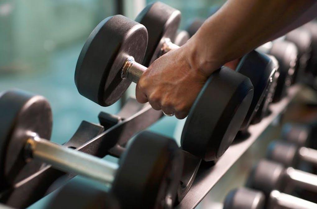 Herrera Oria Fitness Center