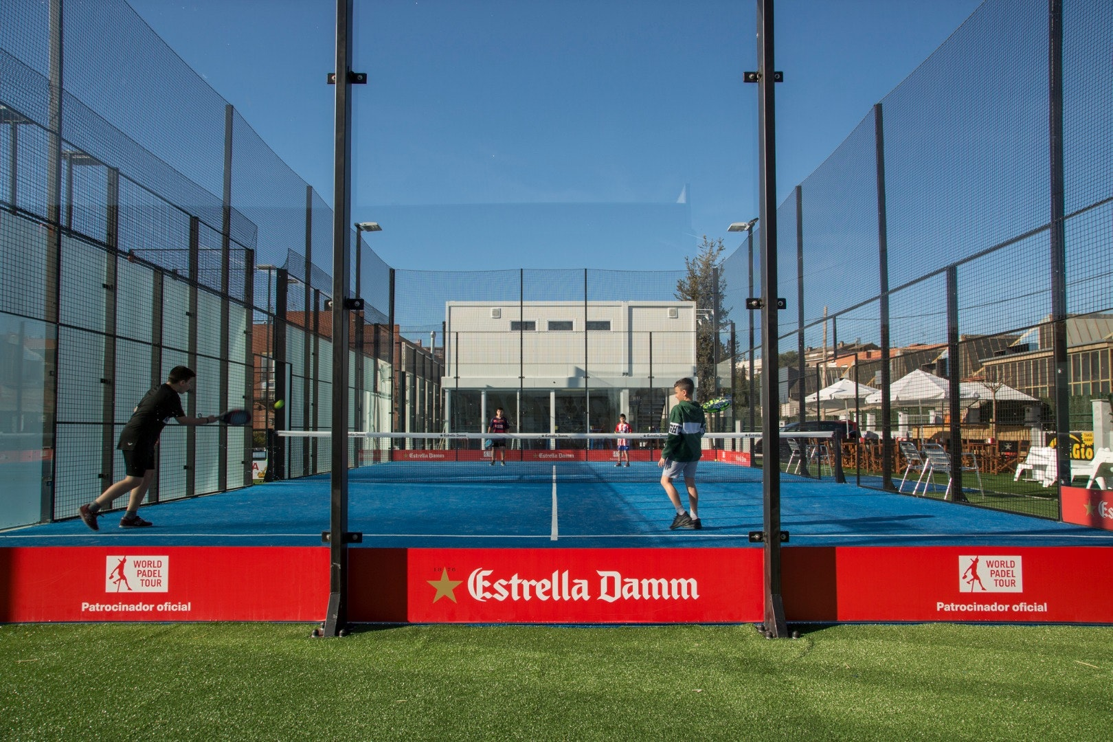 Picture 3 Deals for Padel la Llagosta La Llagosta {2}