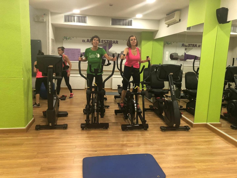 Movin Woman Fitness Arturo Soria