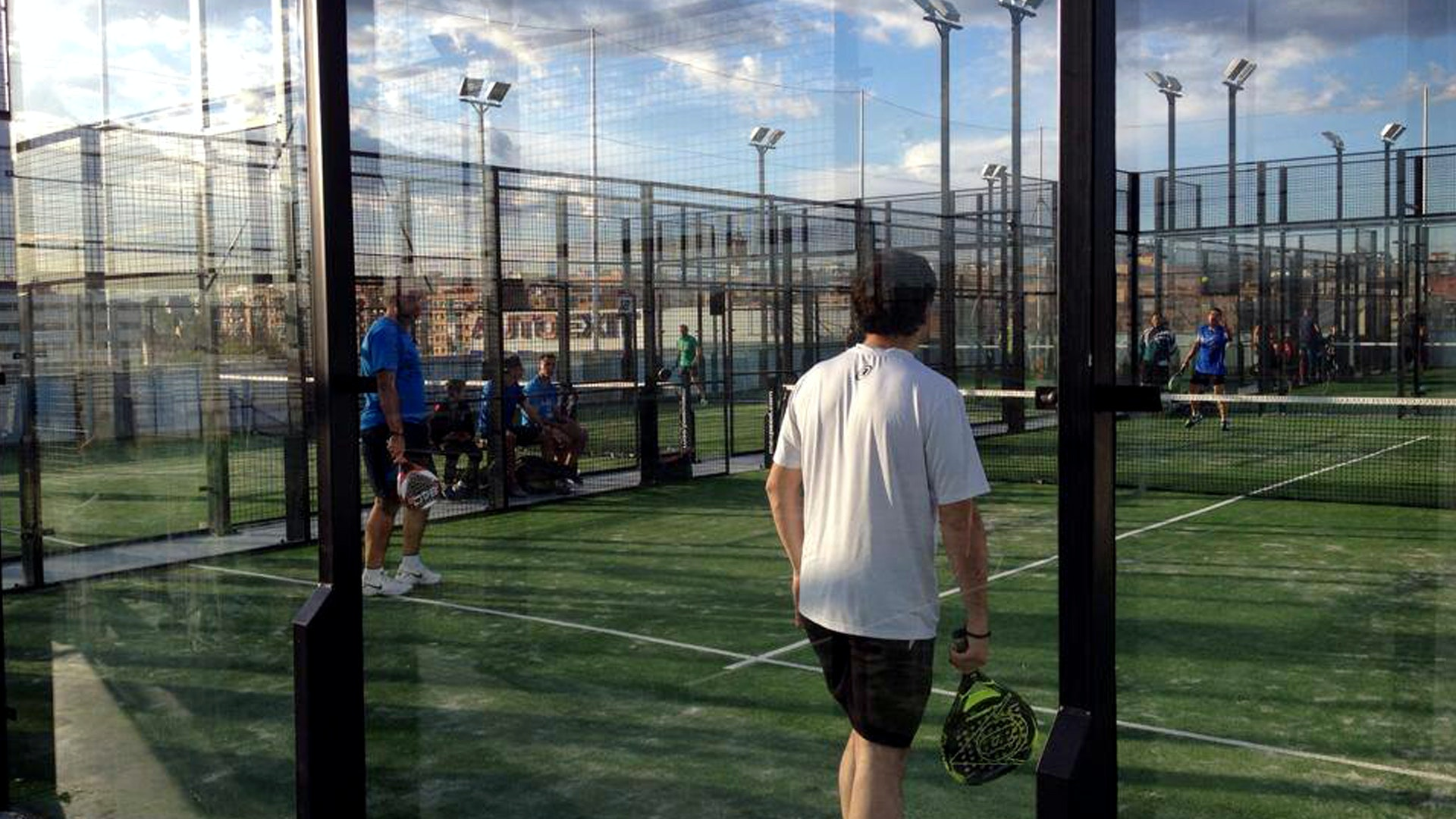 Picture 1 Deals for Club de Padel Ripollet Ripollet {2}
