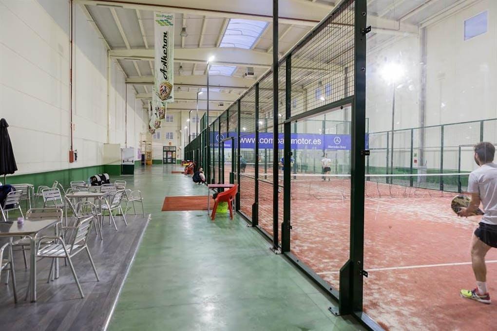 Six Padel Indoor
