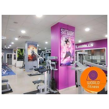 World fitness Pasarela