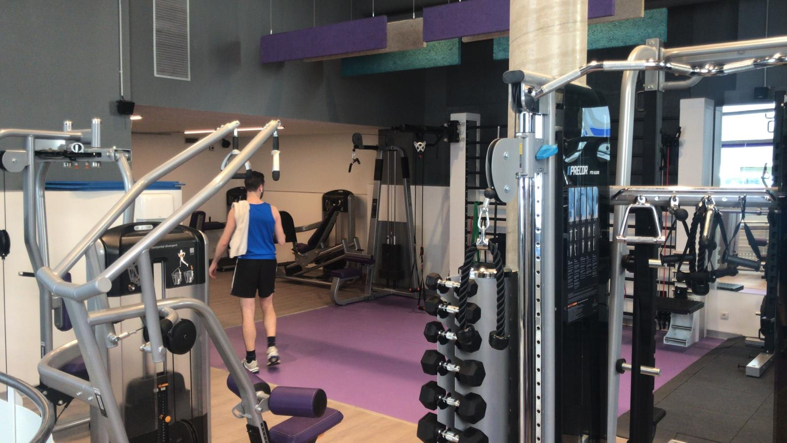 Picture 0 Deals for Anytime Fitness Mollet Mollet del Vallès {2}