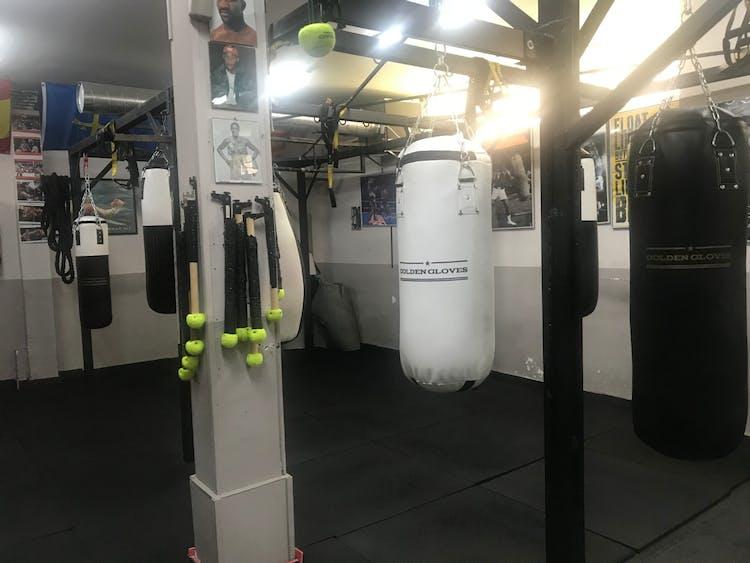 Escuela de boxeo Cesar Cepeda