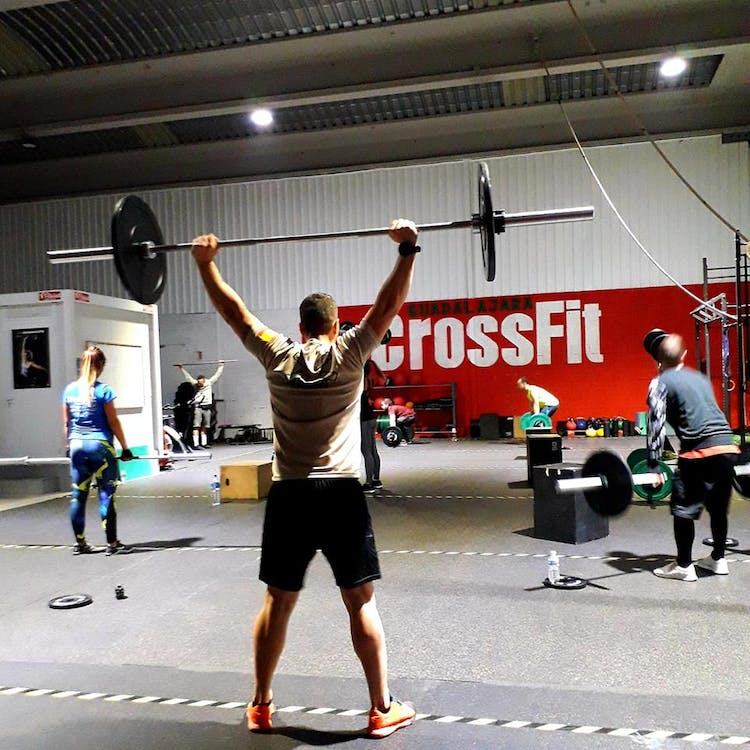 CrossFit Guadalajara - Eagle Box