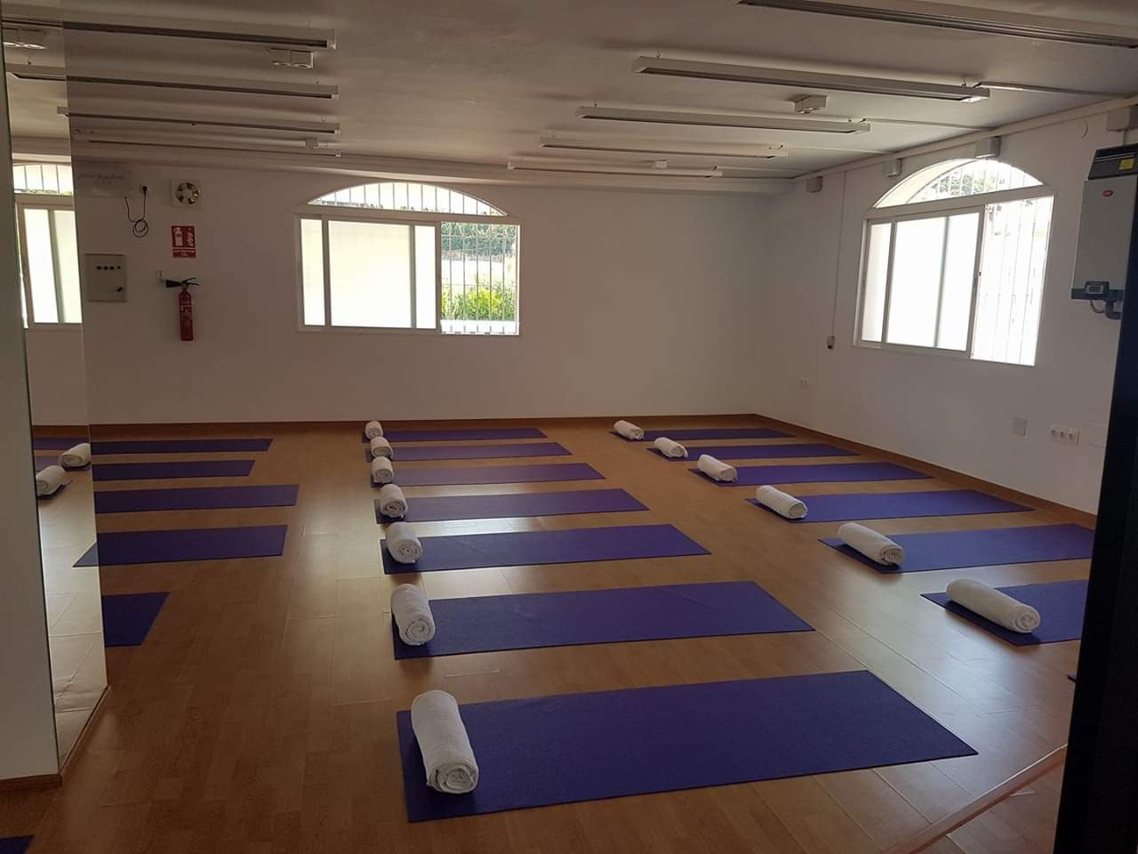Bikram Yoga Spain Malaga