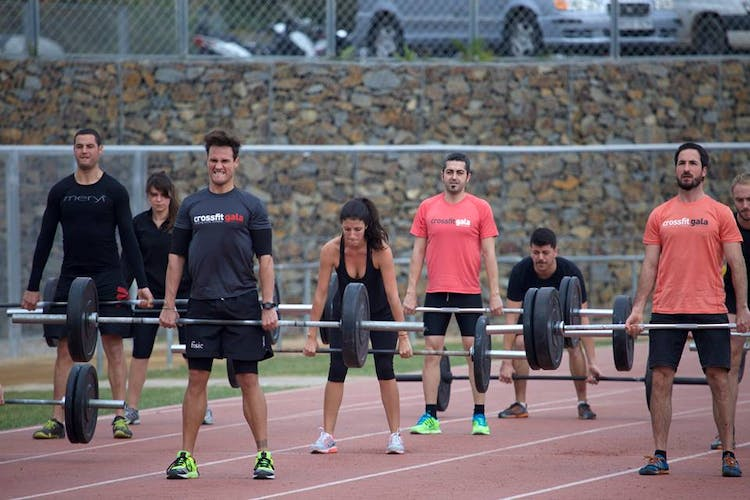 Crossfit Gala - Clases Online