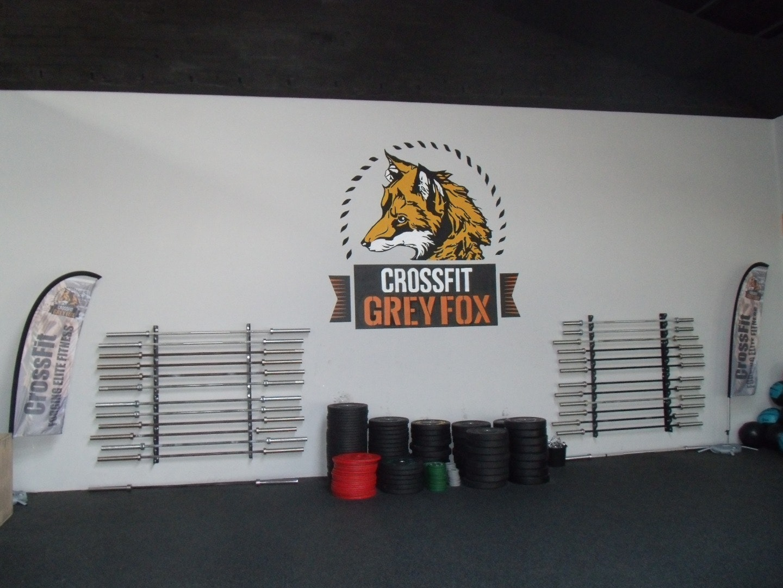 Crossfit Grey Fox