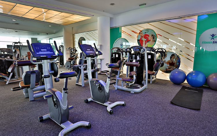Fitness Energy Club - Fitness ет.3