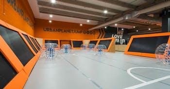 Urban planet jump - Oleiros