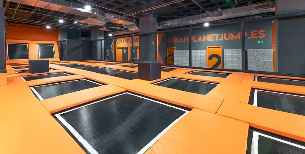 Urban planet jump - Lorca