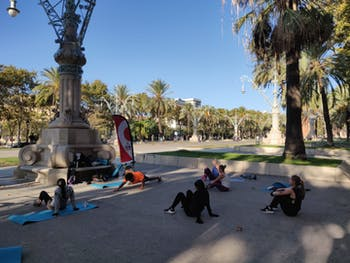 Everywhere Gym Arc de Triomf