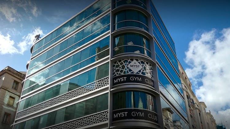 Myst Gym Club - Santander