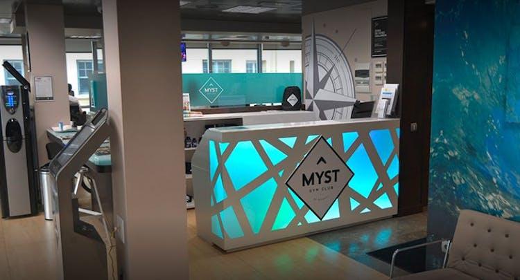 Myst Gym Club - Santander
