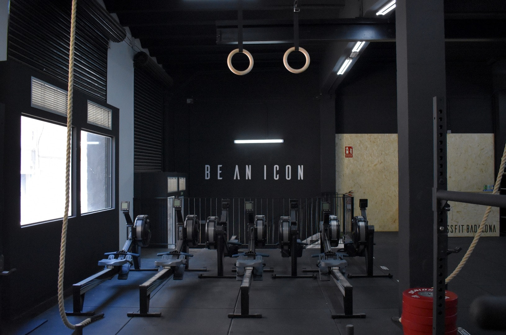 Icon CrossFit Badalona