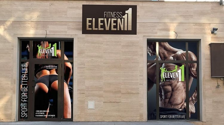 Eleven Fitness
