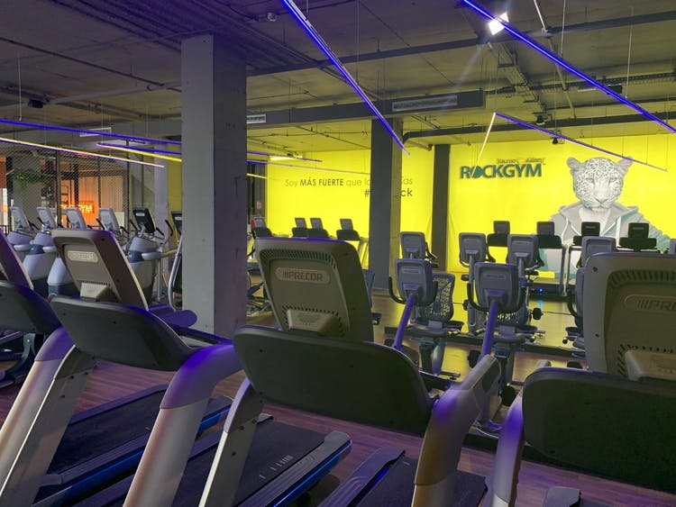 Cr7 Crunch Fitness Murcia