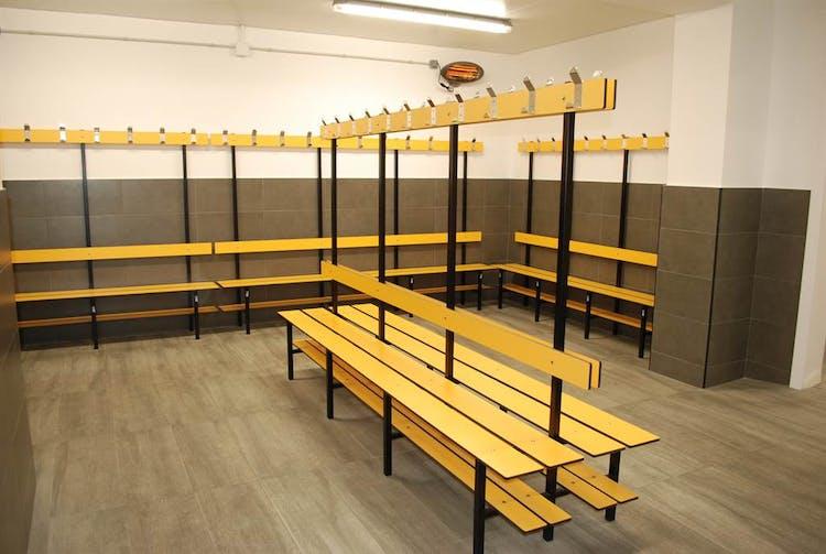 Barbera padel indoor Santa María