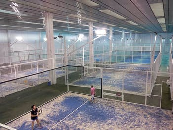 Barbera padel indoor Marconi