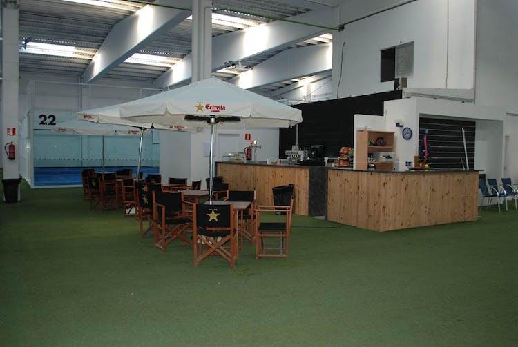 Barbera padel indoor Marconi