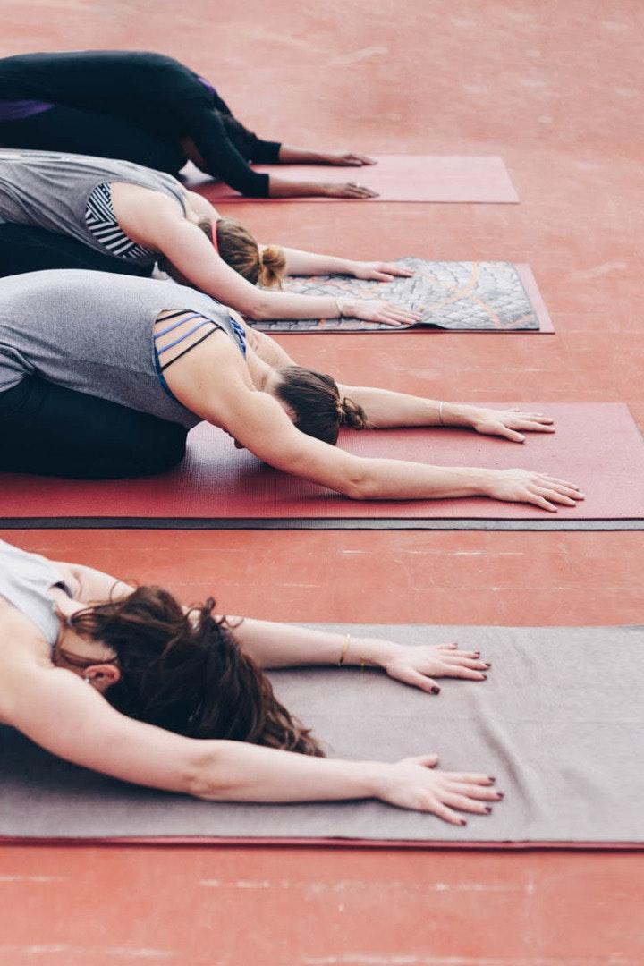 Yoga Weeks Barcelona