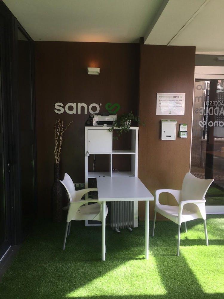Sano Barajas