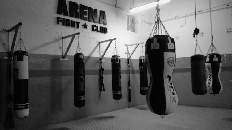 Arena Fight Club
