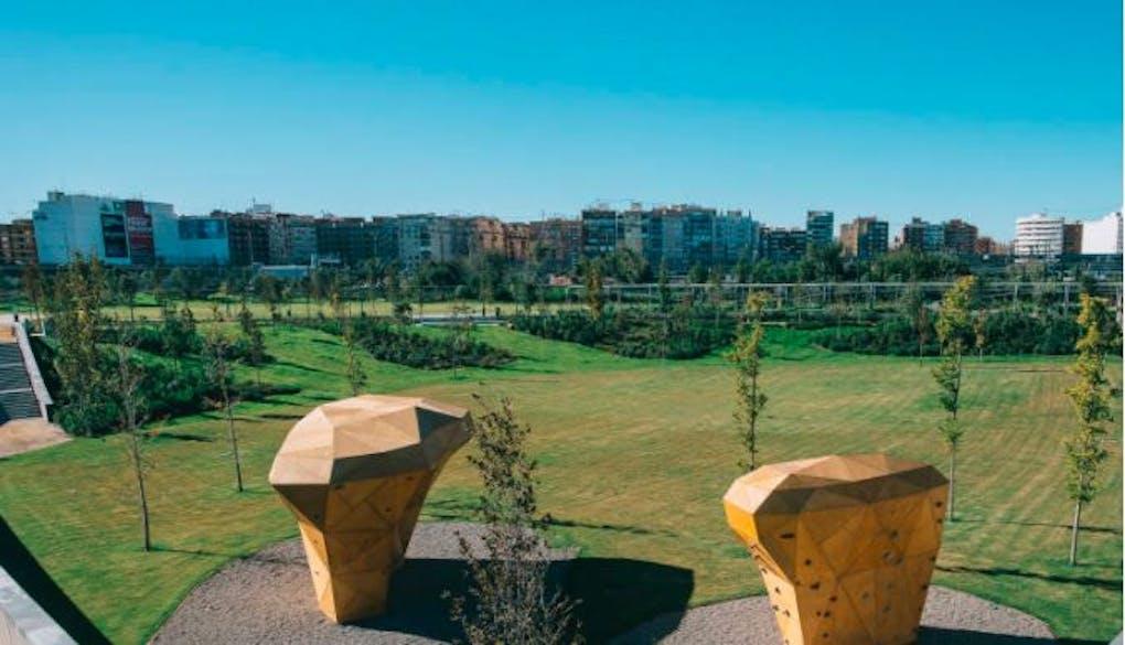 Valenfit - Parque central
