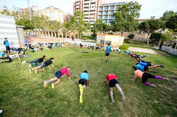 Sanus Vitae Alzira Club de corredores