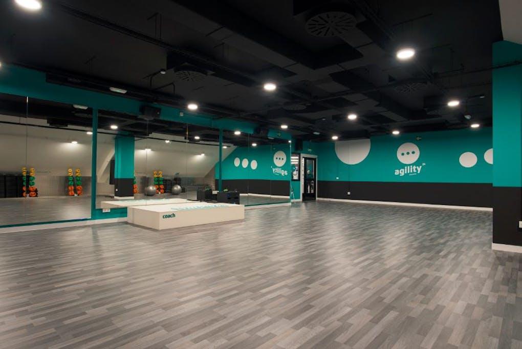 Synergym Cádiz - Estadio Ramon de Carranza