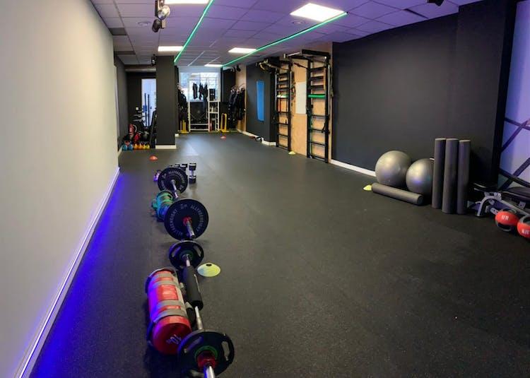 Round Training Center Málaga