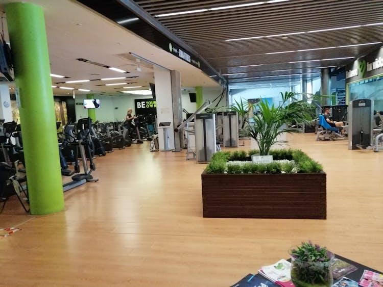 Round Training Center Huelva