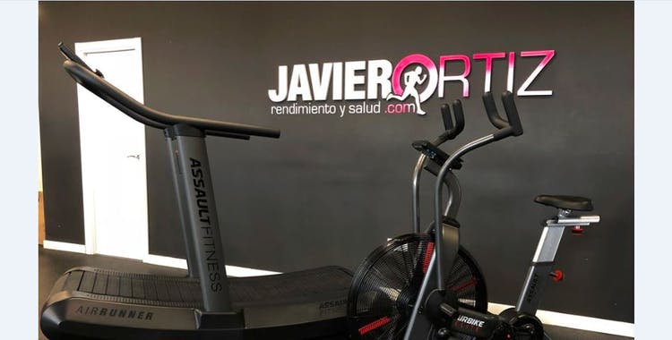 Javier Ortiz Rendimiento y Salud
