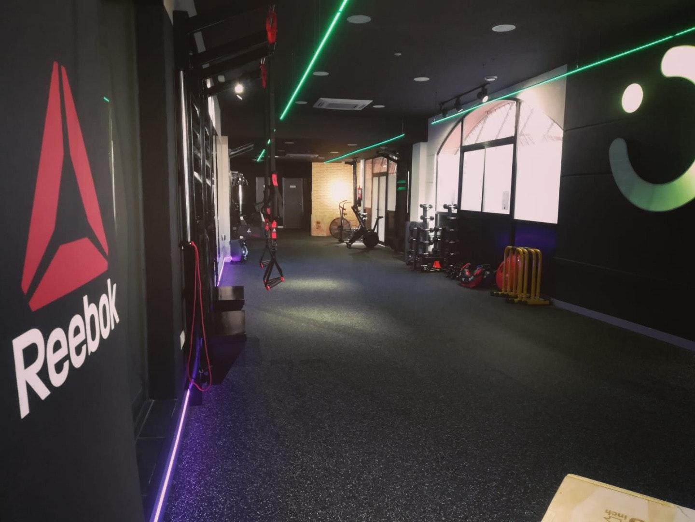 Round Training Center Sevilla