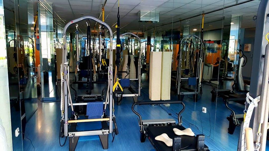 Factory Pilates