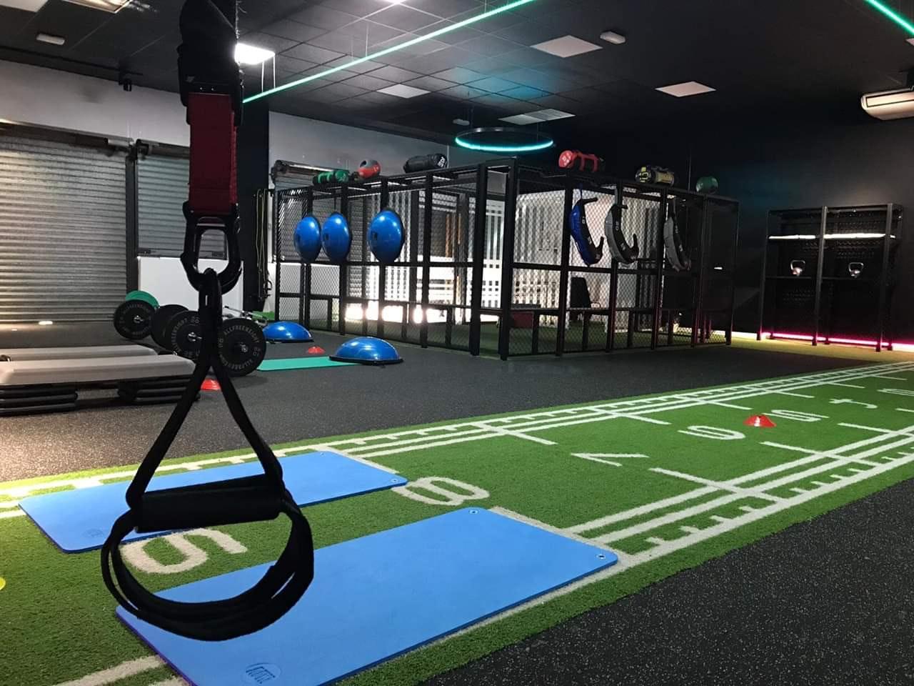 Round Training Center Rota