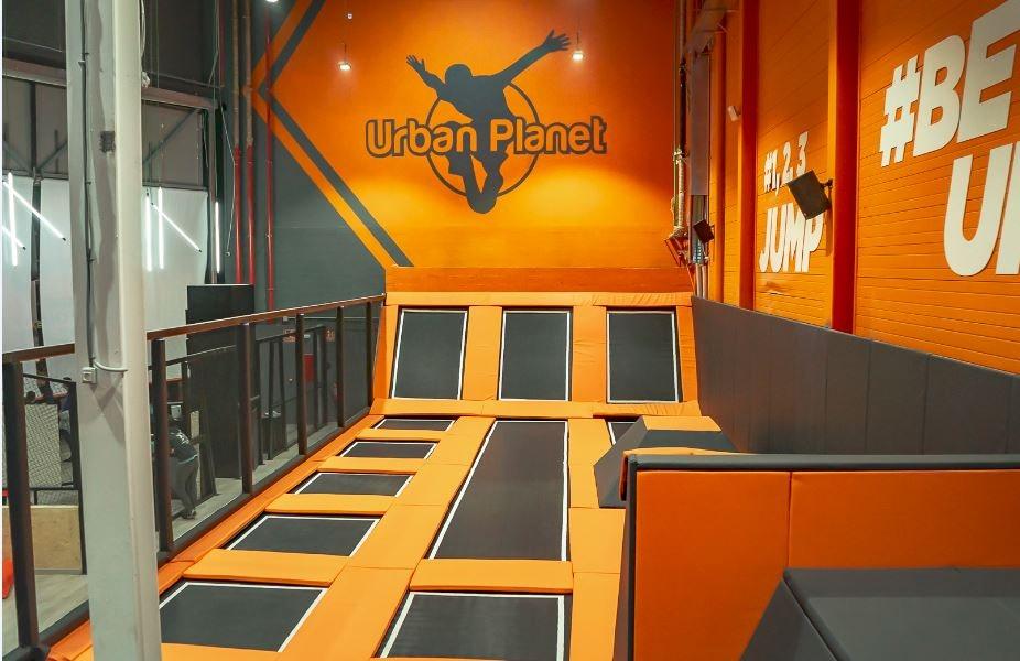 Urban Planet Jump  Logroño