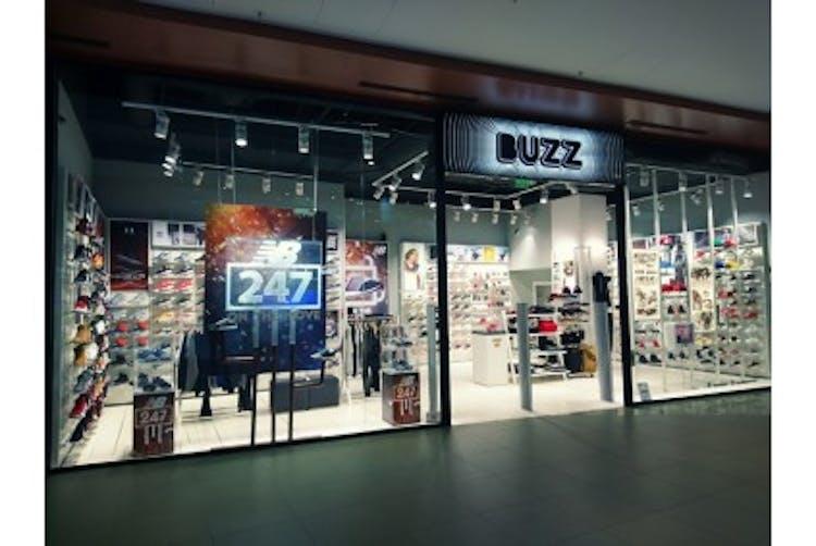 BUZZ - Paradise center