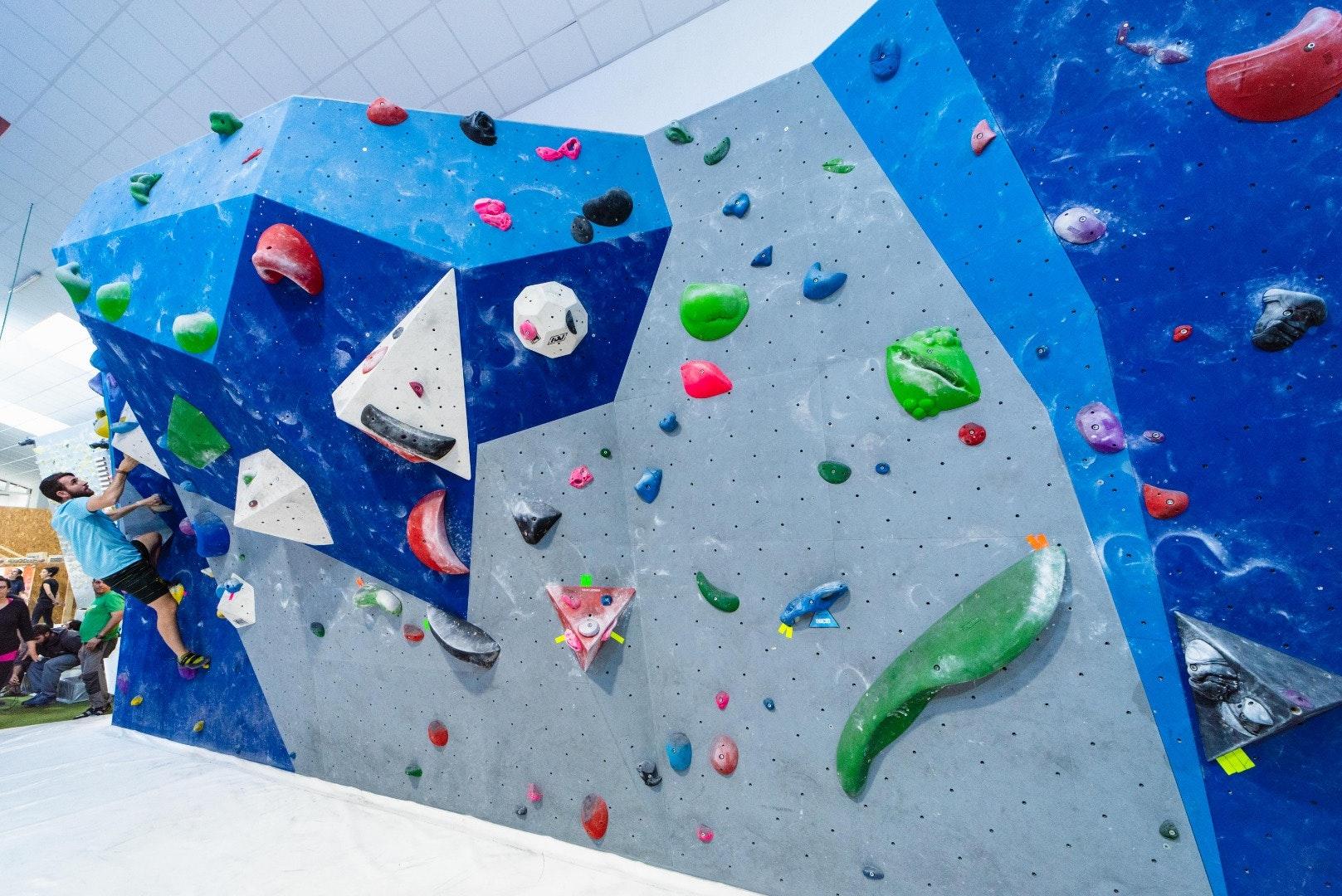 Indoorwall Leganés
