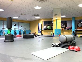 Dif entrenamiento funcional