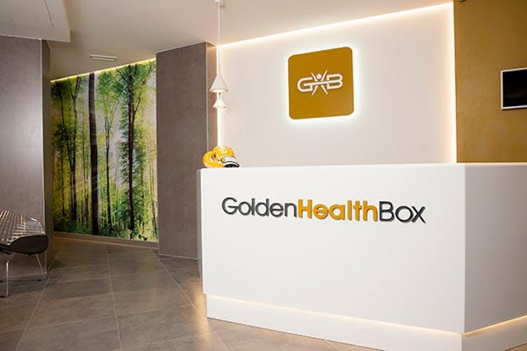 Golden Health Box