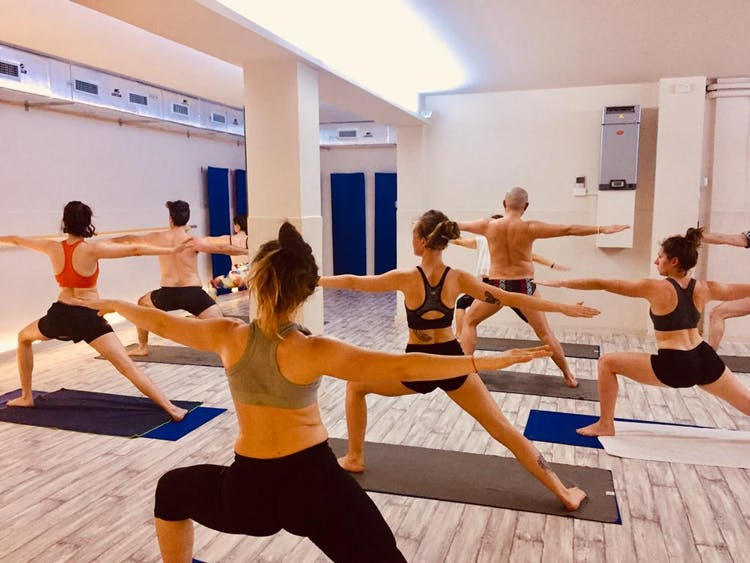 Hot Yoga Barcelona