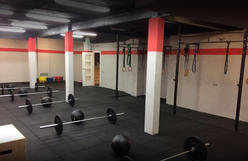 Rio training center