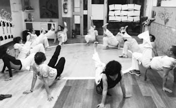 Capoeira Vem Camará