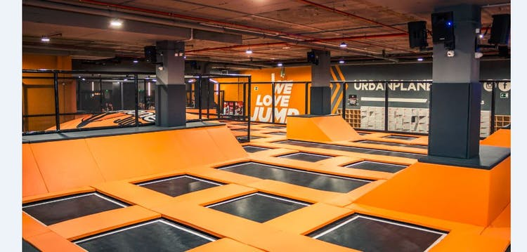 Urban Planet Jump Vigo