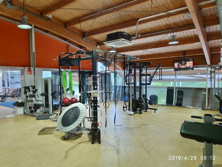 Centro deportivo Jesús Rollan