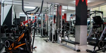 Muscle Force Gym Nueva Málaga