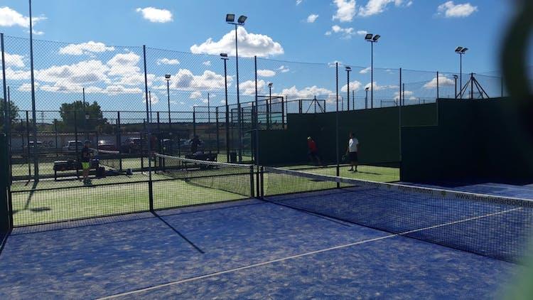 Club padel y tenis Nueva Cartuja