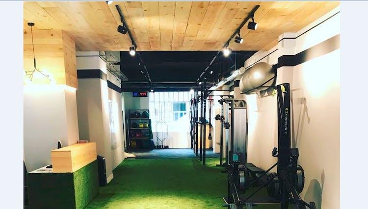 Centro Muevete Fitness - Bilbao